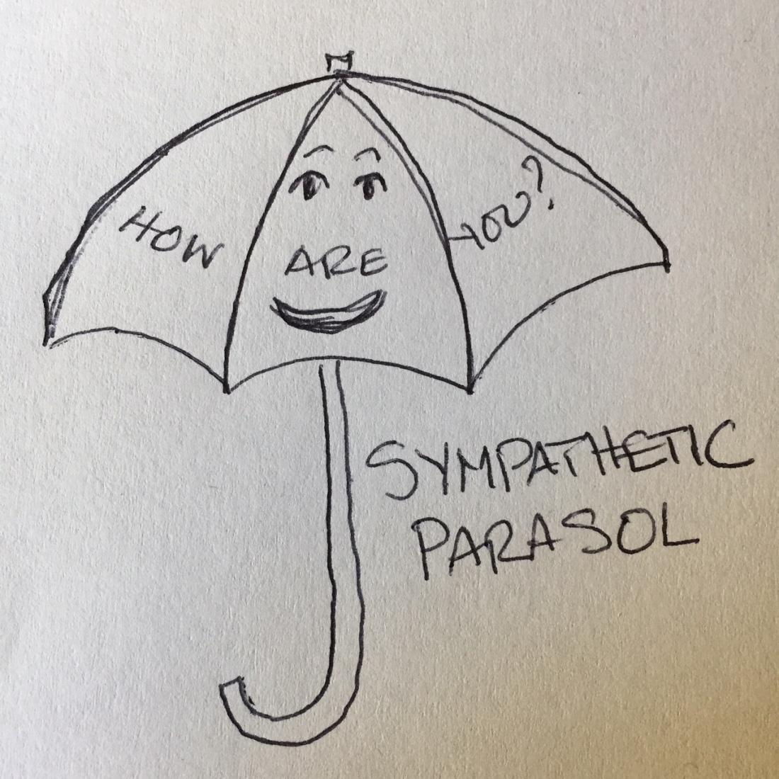 Sympathetic Parasol